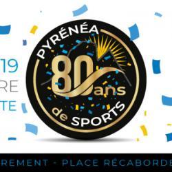 PYRENEA SPORTS ce samedi 14 septembre, fête ses 80 ans de sports, au Hédas &agrave Pau