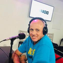 """INTERVIEW de Eric Alias, chanteur du quartet """"Nous c'est Nougaro"""", dans les studios de Radio Inside"""