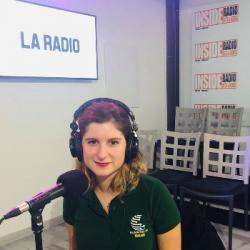 INTERVIEW de Justine Delprat de l'association Human Isa 20, en direct dans les studios de Radio Insi