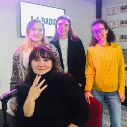 INTERVIEW de Ophélie Rodriguez, du Pôle Jeunesse Croix Rouge Française, dans les studios de Radio In