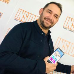 """INTERVIEW de Nicolas Rozes, fondateur de l'application """"TchaTcha"""", dans les studios de Radio Inside"""