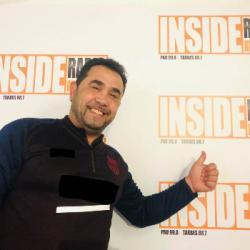 INTERVIEW de Marco, du groupe SOLIFIESTA GIPSY, dans les studios de Radio Inside !!!