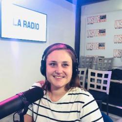 INTERVIEW de Elodie Chaillot, Adventure Room &agrave Idron, dans les studios de Radio Inside !!!