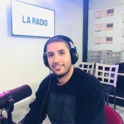 INTERVIEW de Hicham Majdoubi, du Centre Sportif les Bruyères &agrave Pau, dans les studios de Radio