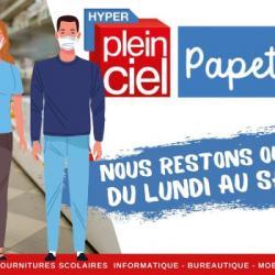 """Interview de Régis Delplace responsables du magasin """"PleinCiel..."""